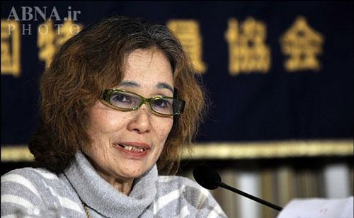 مادر گروگان ژاپنی داعش