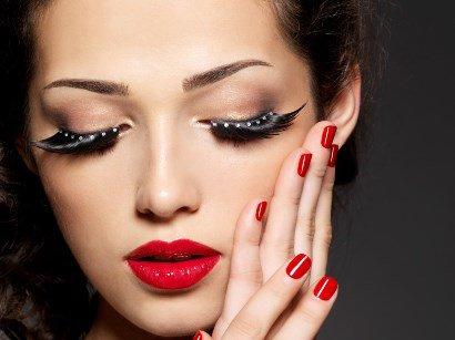 آموزش آرایش زیبای دخترانه