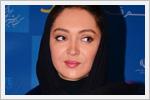 بهرام رادان و نیکی کریمی در افتتاحیه جشنواره فجر
