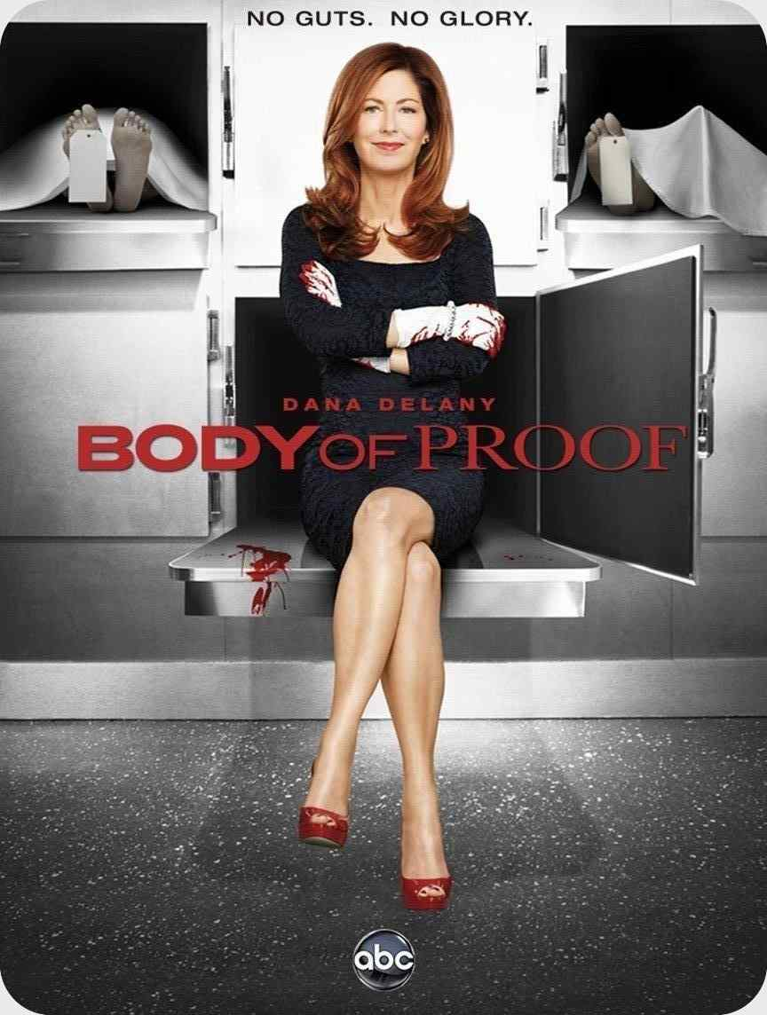 سریال Body of Proof فصل اول