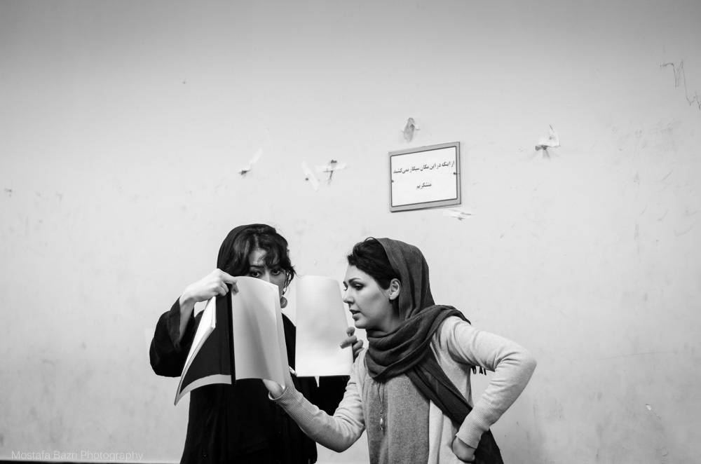 سحر رضوانی طراح و کارگردن یک ساعت آرامش در کنار مانلی حسینپور