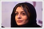 ساره بیات و پژمان بازغی در نشست خبری فیلم ناهید
