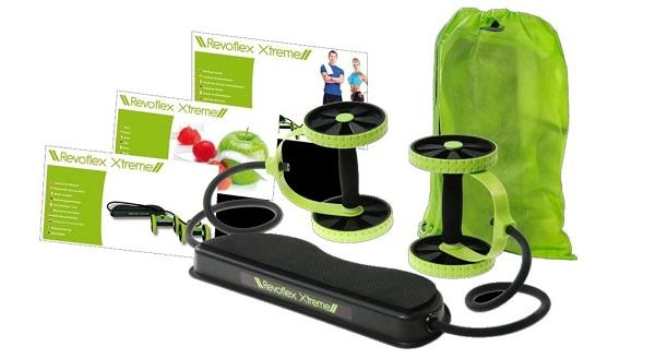 دستگاه ورزشي ريووفلكس