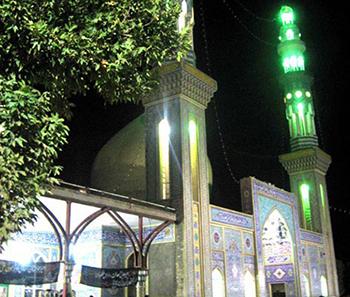 برگزاری مراسم سوگواری شب اربعین حسینی