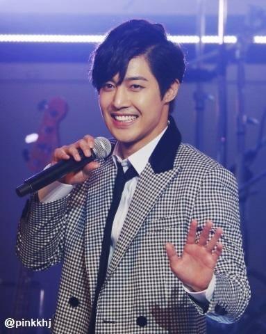 Kim Hyun Joong Gemini Tour - Kanazawa 31 Jan 2015