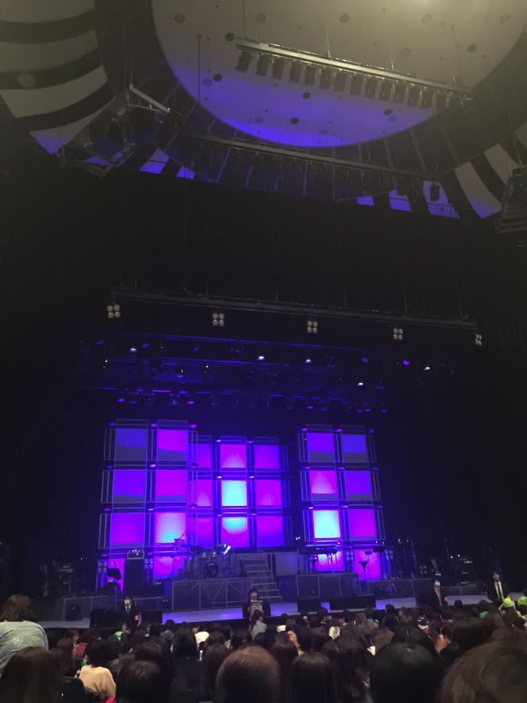 [Concert Updates] Kim Hyun Joong Gemini Tour Sendai [2015.02.03]