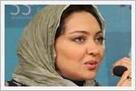 نیکی کریمی در نشست خبری فیلم چهارشنبه 19 اردیبهشت