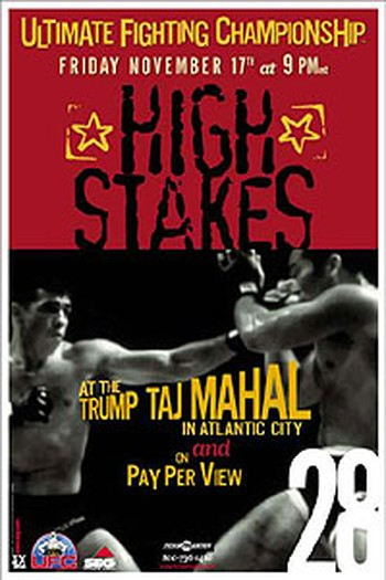 دانلود یو اف سی 28 | UFC 28: High Stakes