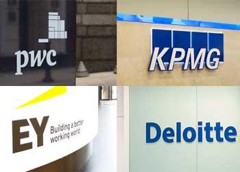 بزرگترین موسسه حسابداری جهان