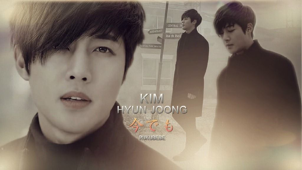 Wallpaper Of Kim Hyun Joong In Even Now MV