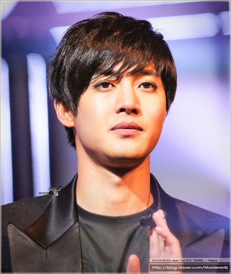 [MurdererQ Photo] Kim Hyun Joong Japan Tour 2015 GEMINI in Nagoya [15.02.06]