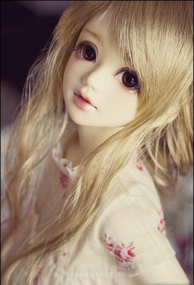 عروسکهای زیبا و واقعی که بیشتر به عکسهای والپیپر و گرافیکی شباهت دارند تا واقعی