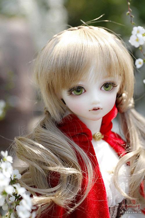 عکس عروسک جیشو