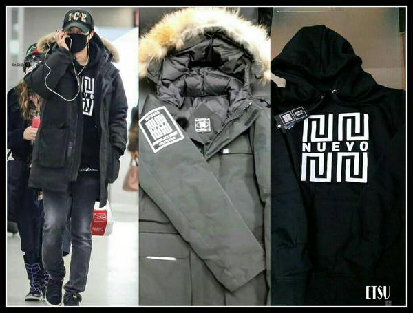 Hyun Joong Wearing Nuevo Jacket in His Gemini Travels in Japan
