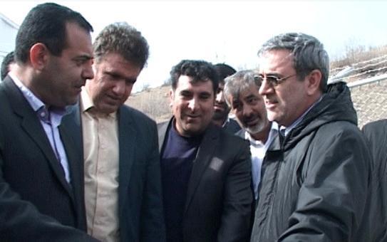 پروژه آبرسانی  روستای ژیریان+بهره برداری از 5 پروژه آبرسانی آب و فاضلاب روستایی در الشتر