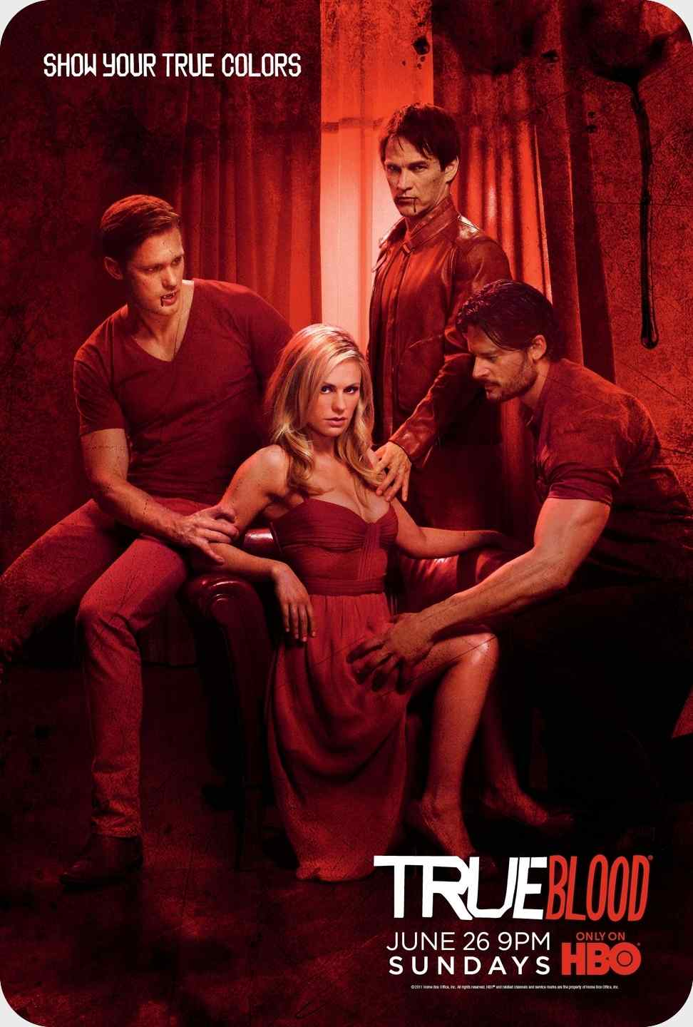 سریال True Blood فصل 1-2-3
