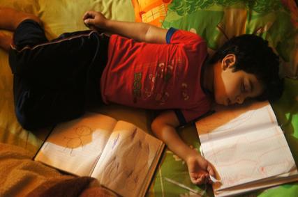 رایین و نقاشی هاش