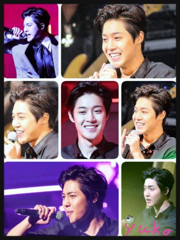 Wallpaper From KHJ Japan Tour 2015 Gemini in Fukuoka