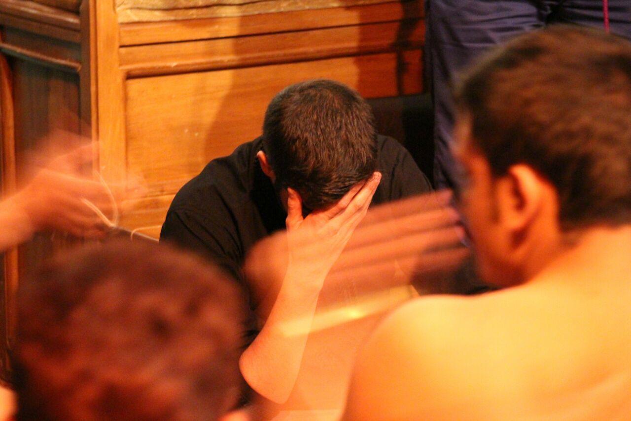 هادی گلستانی هیئت علقمه رفسنجان