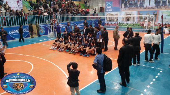 هشت تیم مرحله نهایی زیرگروه والیبال باشگاه های ایران مشخص شدند