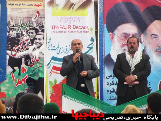 انقلاب اسلامی درس بزرگی به بشریت داد/تصاویر
