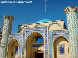 امام زاده محمدبن اصغر(ع) واقع در هوگند-دهستان رقه
