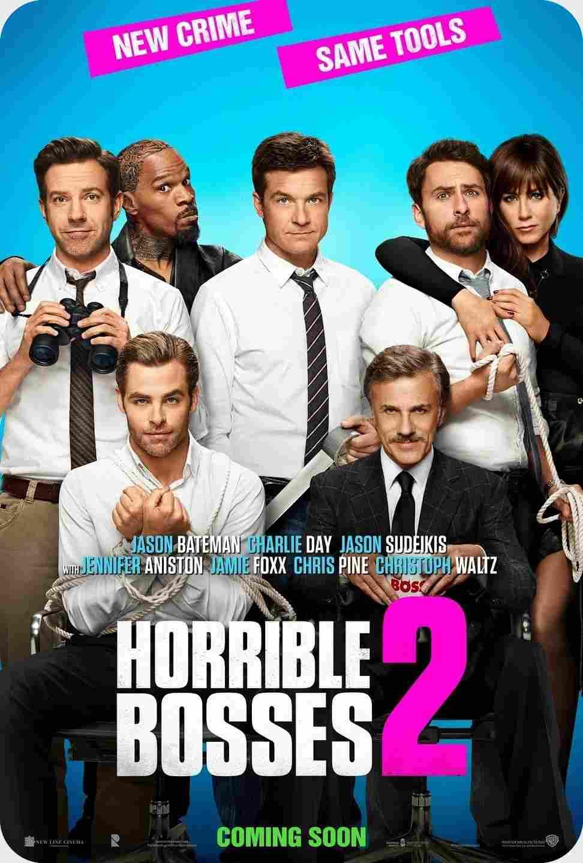 فیلم Horrible Bosses 2 2014