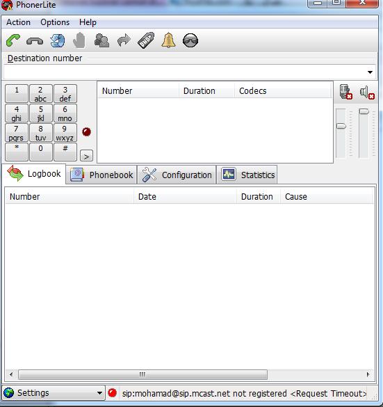 PhonerLite 2.22 Final تماس سریع و آسان از طریق اینترنت Phonelite