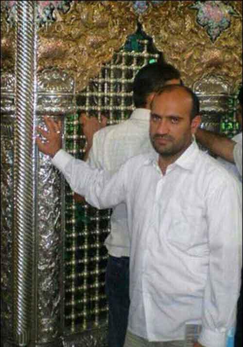 مدافع حرم ایرانی