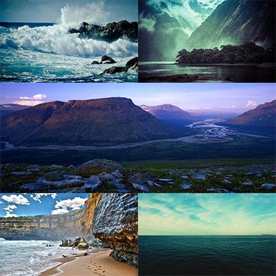 مجموعه عکس های فوق العاده زیبا از دل طبیعت