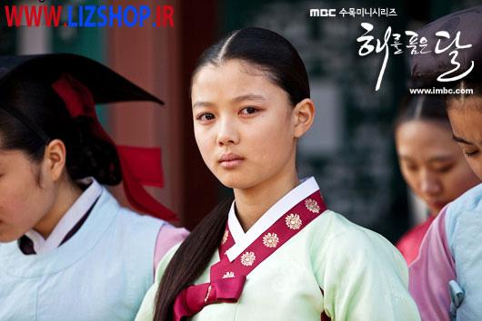 تصاویر شاهزاده هوون در سریال افسانه خورشید وماه