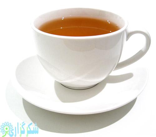عکس تصویر فنجان چای چایی سرطان مری