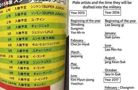 Schedule Enlistment HJ in June