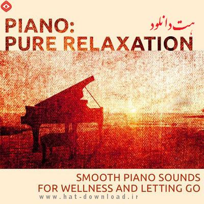 دانلود مجموعه آهنگ های آرام بخش پیانو خارجی Piano Pure Relaxation 2015