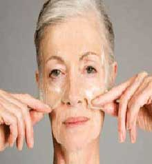 چین و چروک صورت,پوست خشک,ساختار پوست,lebas7.mihanblog.com