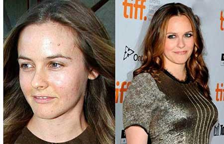 عکس بازیگران مشهور بدون آرایش