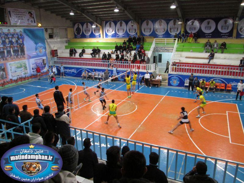برنامه بازی های روز دوم زیرگروه والیبال ایران