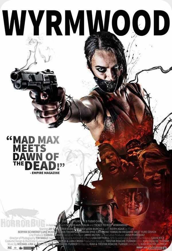 فیلم Wyrmwood Road of the Dead 2014