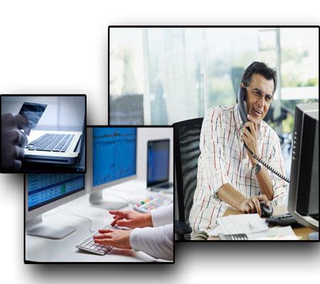 اولين روش خريد و فروش سهام: مراجعه حضوري به کارگزار