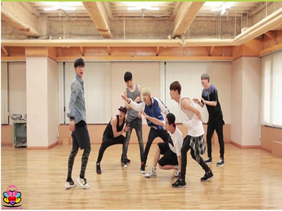 A Dance practice