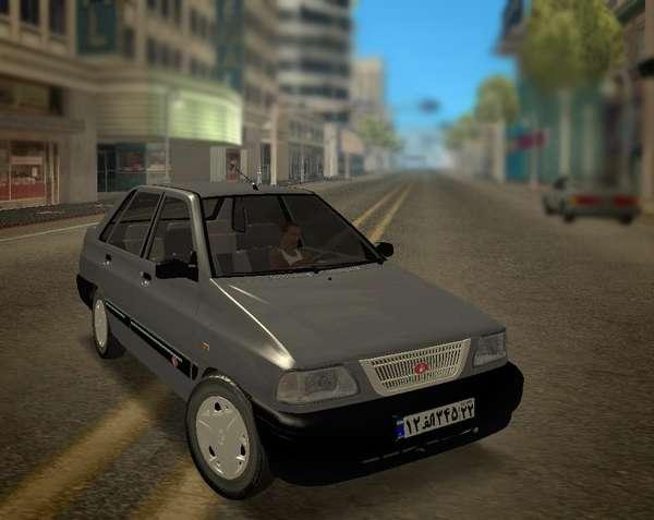 پراید 141برای GTA SA