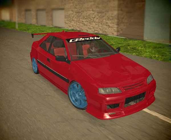 زانتیا فول اسپرت برای GTA SA