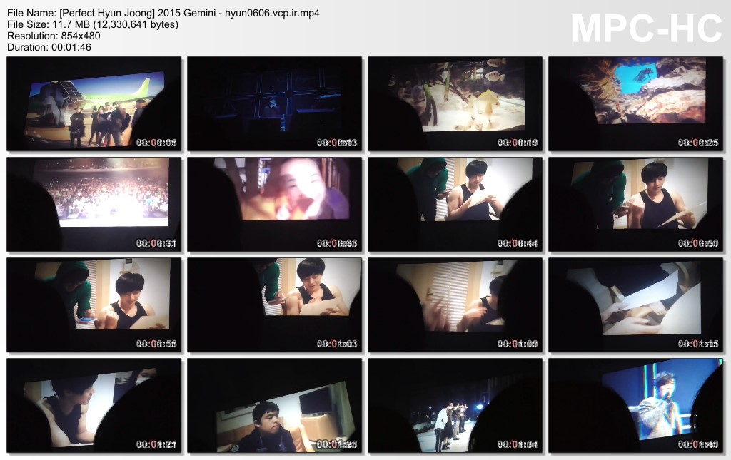 Video + Photo - Kim Hyun Joong 2015 Gemini Tour