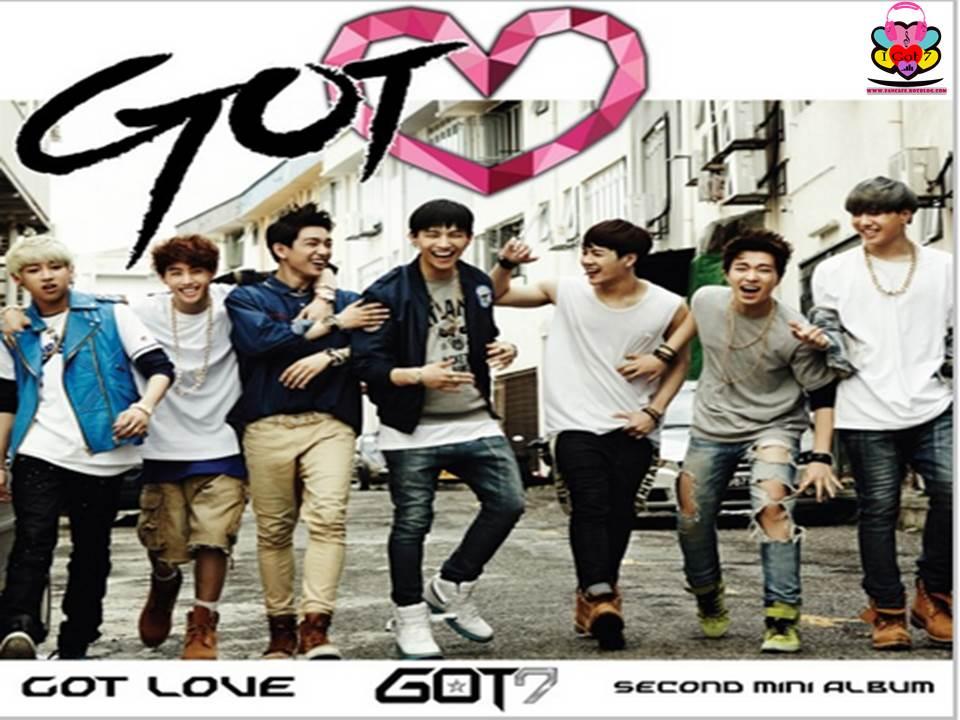 ویدئو لیریک و زیرنویس آلبوم  ♡ GOT7 GOT