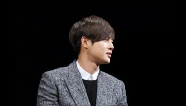 Kim Hyun Joong Japan Mobile Site Update 04.03.2015