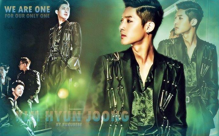 Alien Fanart - Sigue Adelante, Leader Kim Hyun Joong