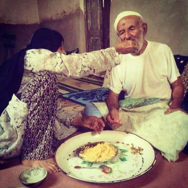 مادربزرگ و پدر بزرگ