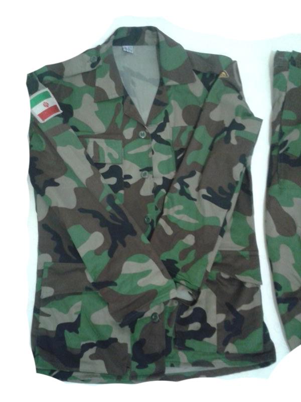قیمت لباس پلنگی بسیج