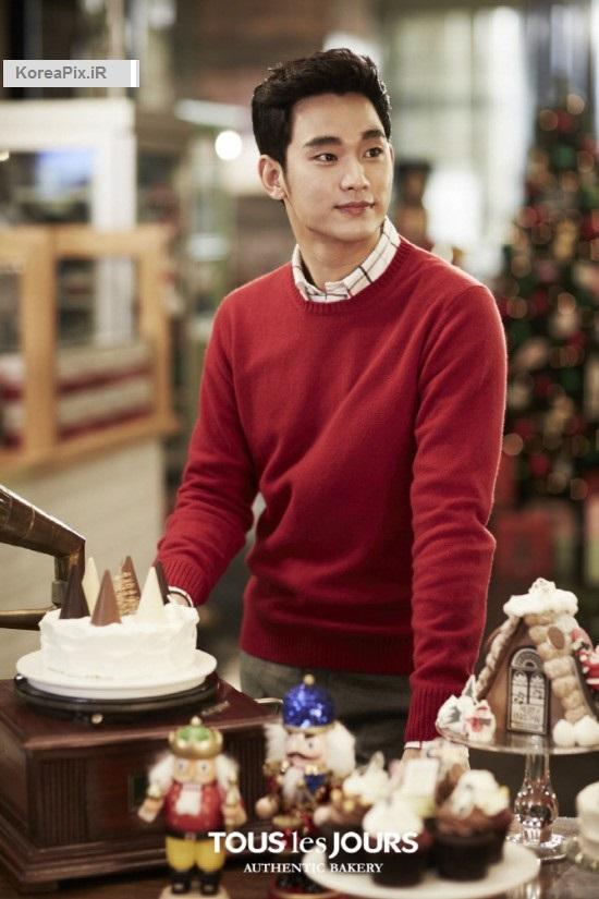 عکس های کیم سو هیون بازیگر نقش شاهزاده لی هون در سریال افسانه خورشید و ماه
