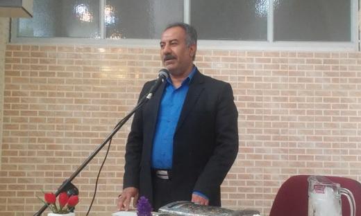 همایش دبیران عربی شهرستان فسا با حضور استاد اشکبوس